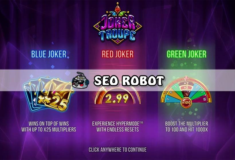 Memilih Slot Online Dengan Opsi Variannya Beragam